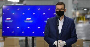 Premier zapowiedział masowe szczepienia