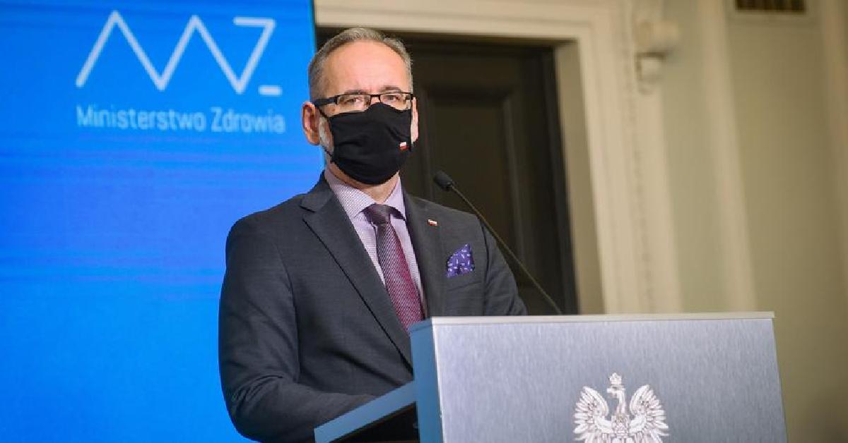 Minister Niedzielski ostrzega