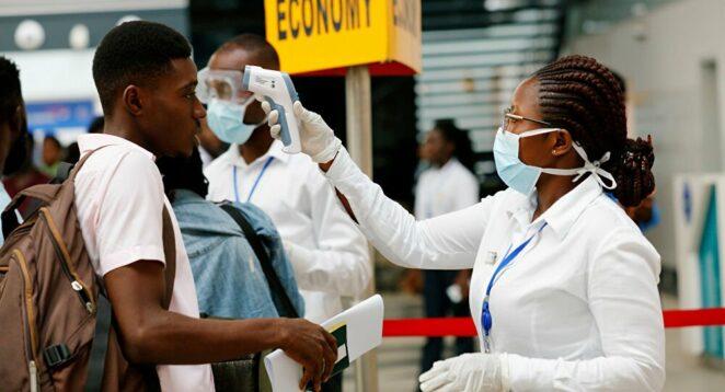 Nowy afrykański wariant koronawirusa