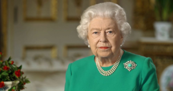 Odważna decyzja królowej Elżbiety