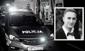 Ostatnie pożegnanie 23-letniego Kacpra. W jego auto uderzył spłoszony koń