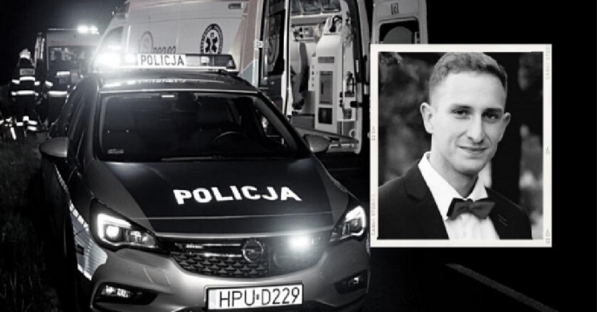 Ostatenie pożegnanie 23-letniego Kacpra