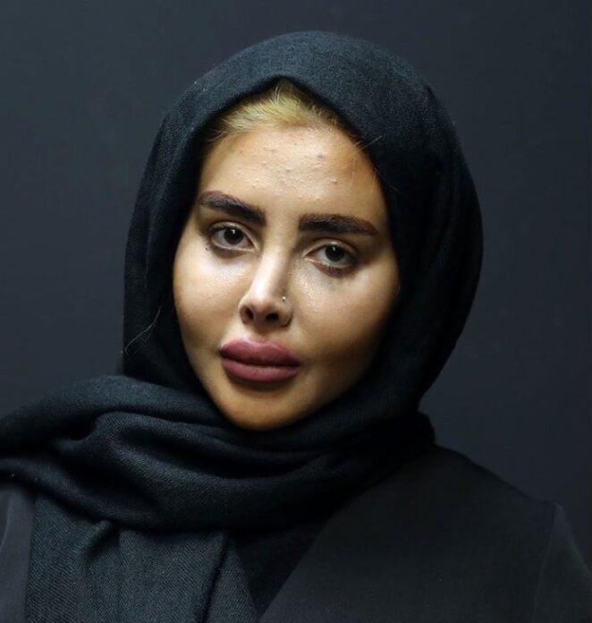 Sahar Tabar wyszła na wolność 4