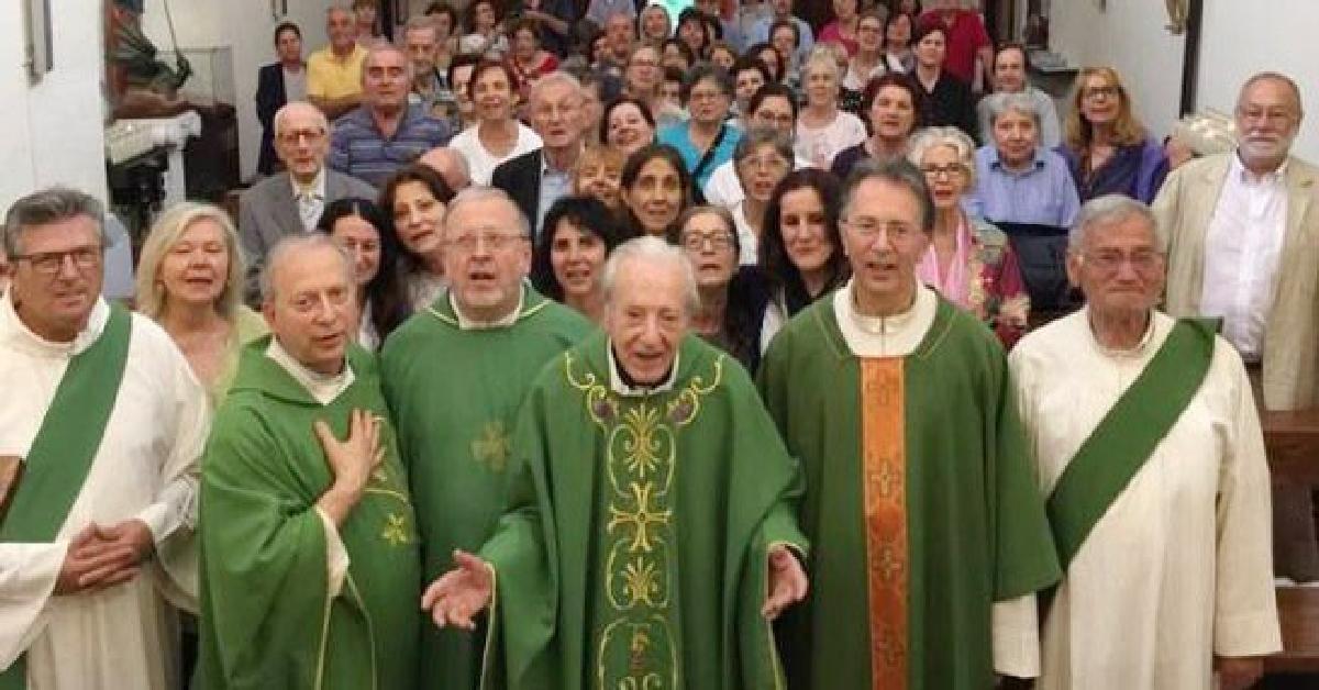 Zmarł 101-letni ksiądz