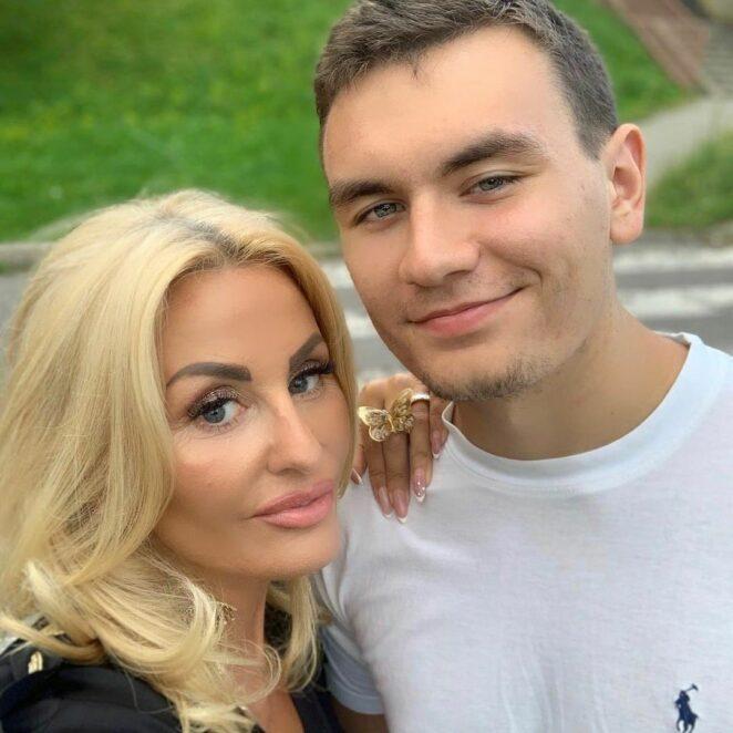 Dagmara Kaźmierska po porodzie