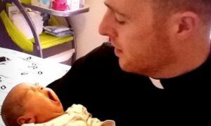 Kleryk uratował dziewczynkę przed aborcją