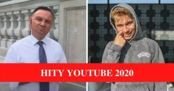 Największe hity 2020 na YouTube