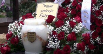 pogrzeb Agnieszki Fatygi