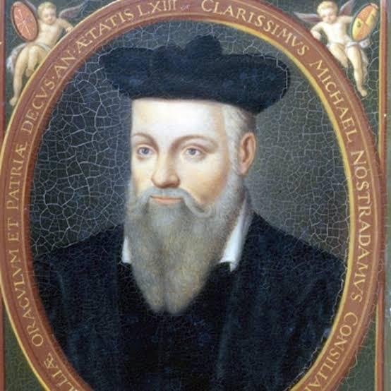 przepowiednia Nostradamusa 2