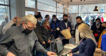 sklep socjalny bije rekordy popularności