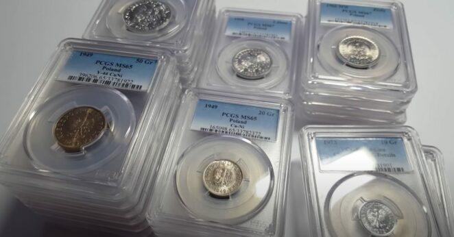 ta moneta jest wiele warta