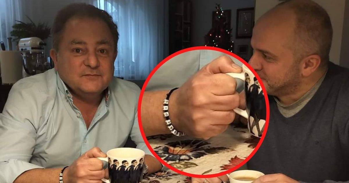 Tajemnicza bransoletka Roberta Makłowicza