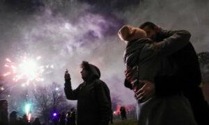 zakaz fajerwerków w Sylwestra