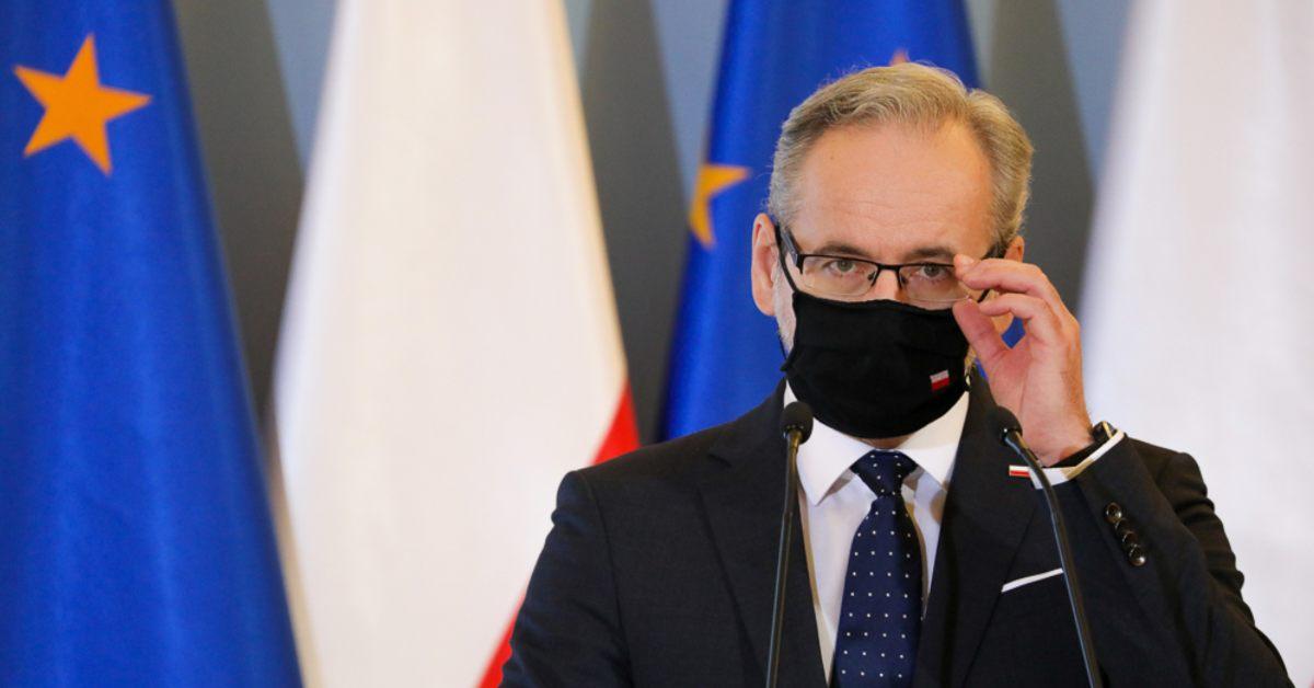 Tempo szczepień w Polsce