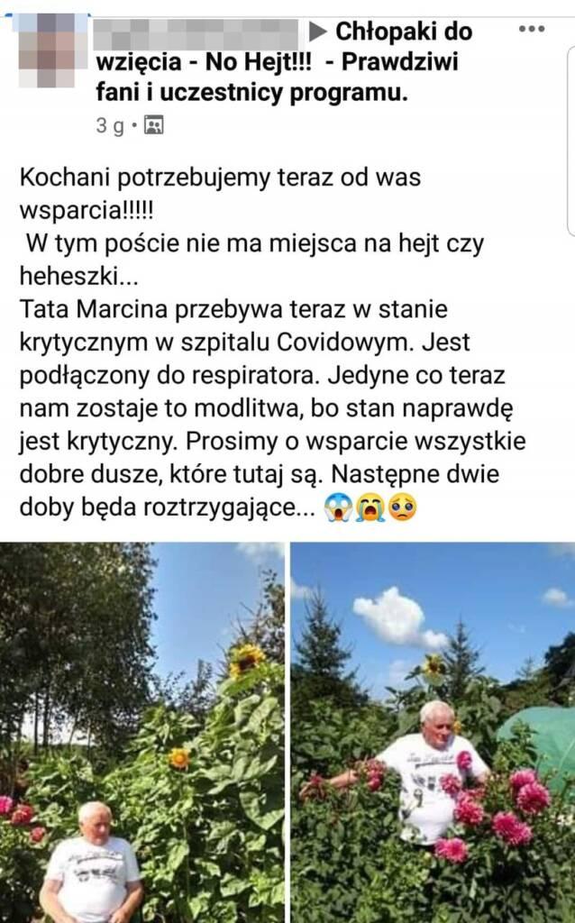 Stanisław z Chłopaków do wzięcia