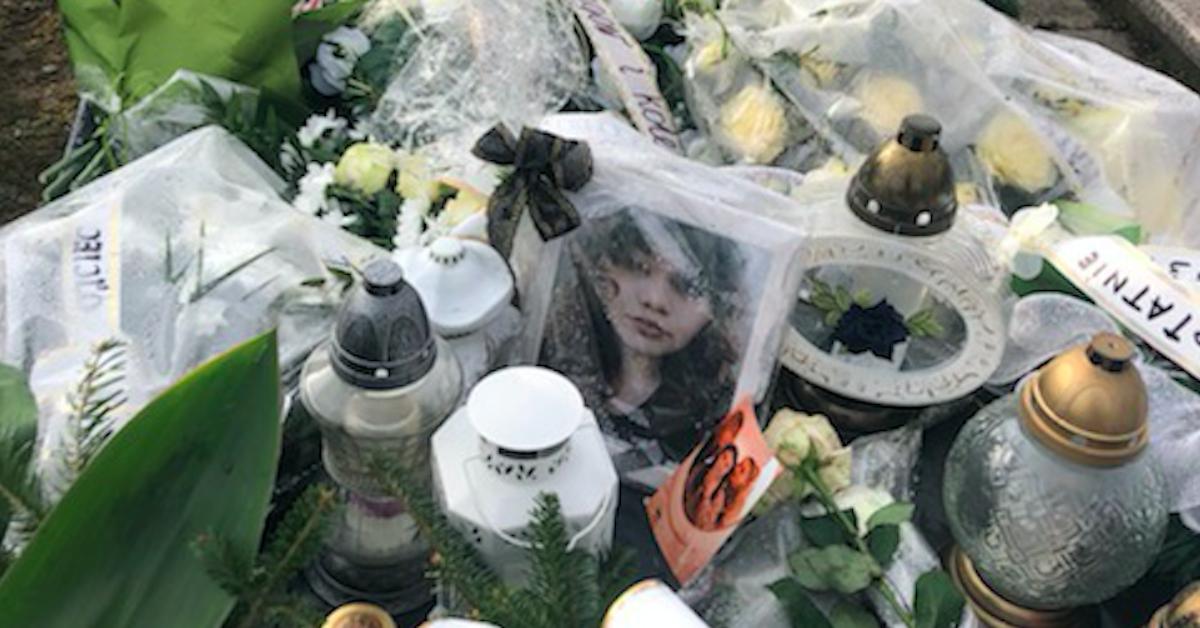 Justyna z Florynki popełniła samobójstwo