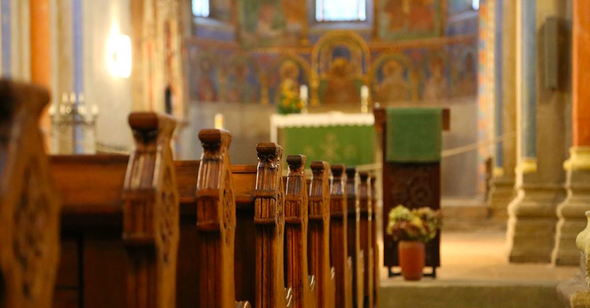 Ksiądz powiesił się w kościele