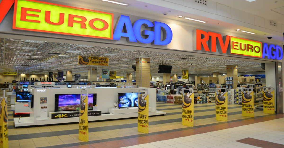 RTV Euro AGD otwiera sklepy