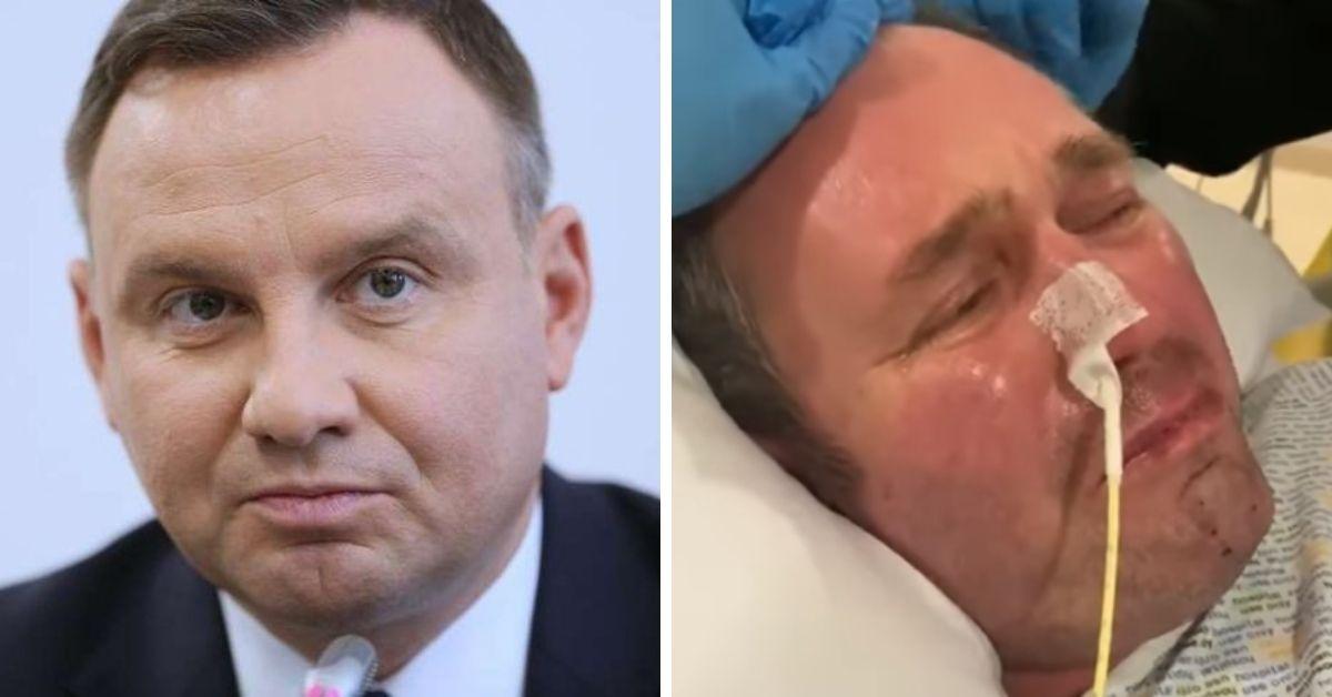 Andrzej Duda interweniuje w sprawie Polaka