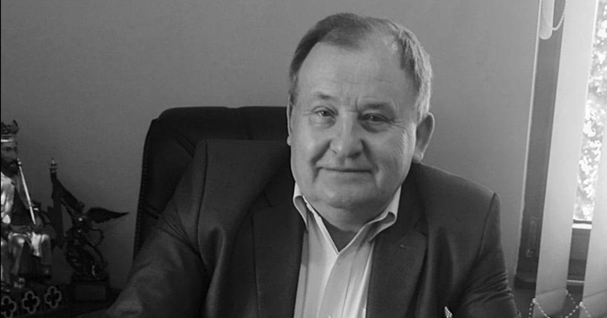 dyrektor szpitala zmarł na Covid-19