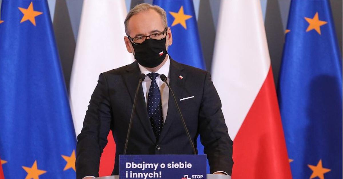 koronawirus w Polsce 5 stycznia 2