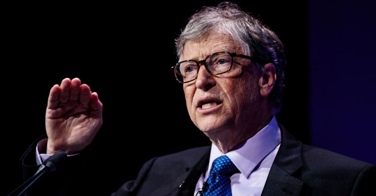 Bill Gates krytykuje antyszczepionkowców