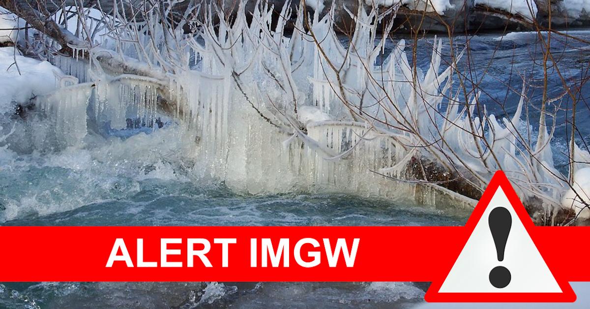 IMGW ostrzega przed niebezpiecznymi zjawiskami