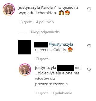 Justyna Żyła zdradziła kompleks byłego męża 2