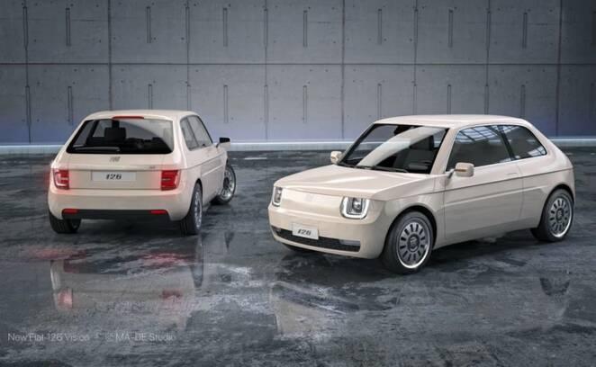 Nowy Fiat 126