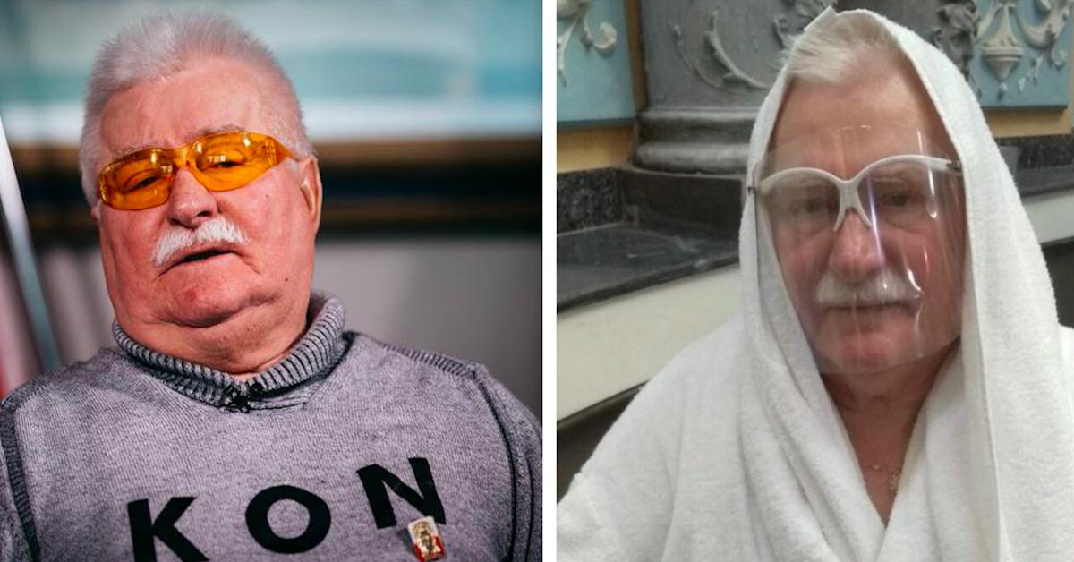 Wałęsa żali się na emeryturę