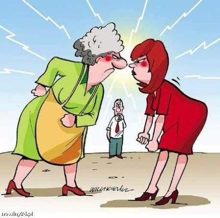 Jakich typów kobiet nie znoszą teściowe