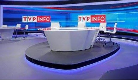 wpadka dziennikarki tvp info 3