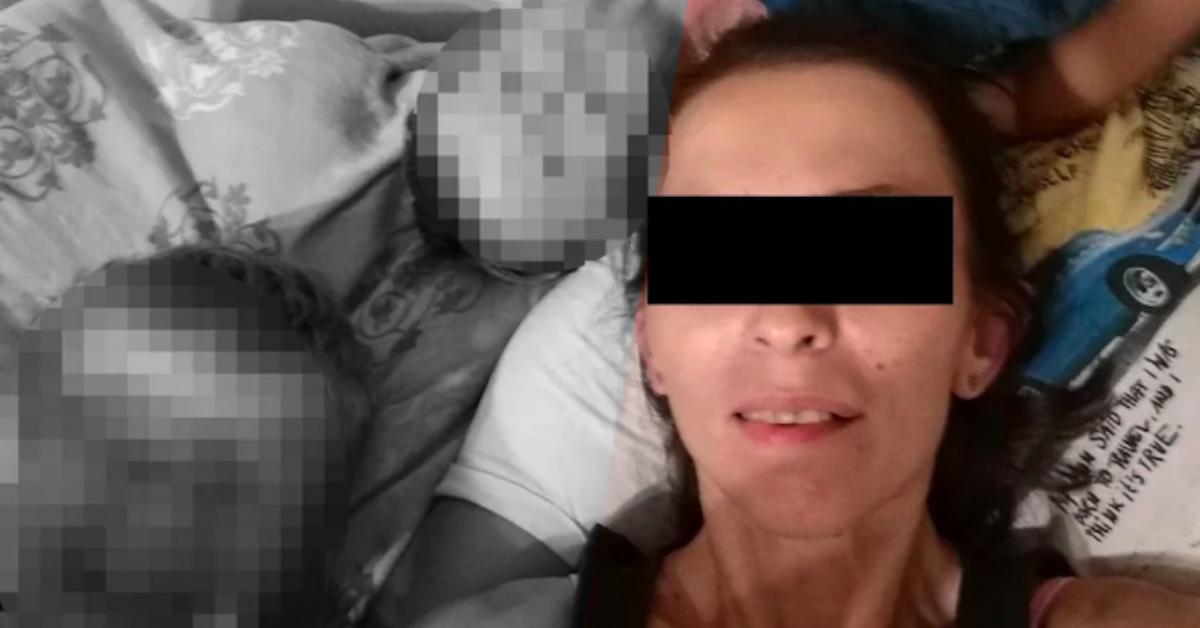 Matka zamordowanych chłopców w Turzanach