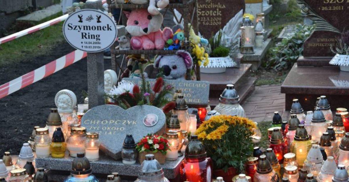 11 lat temu zginął dwuletni Szymon