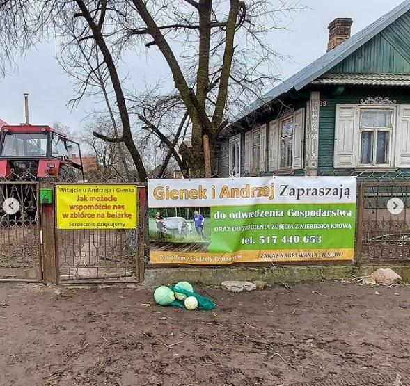 Gienek z Rolnicy Podlasie przeżył dramat 3