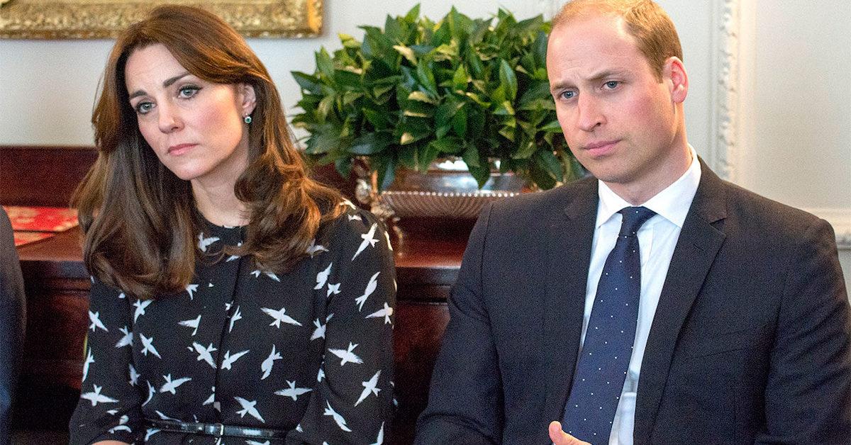 Kate i William pokazali się pierwszy raz