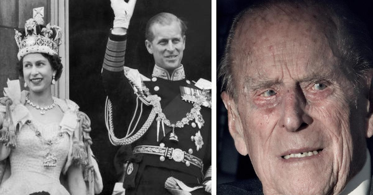 Książę Filip został przeniesiony do innego szpitala