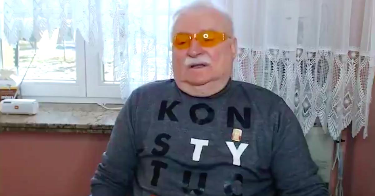 Lech Wałęsa pokłócił się z żoną