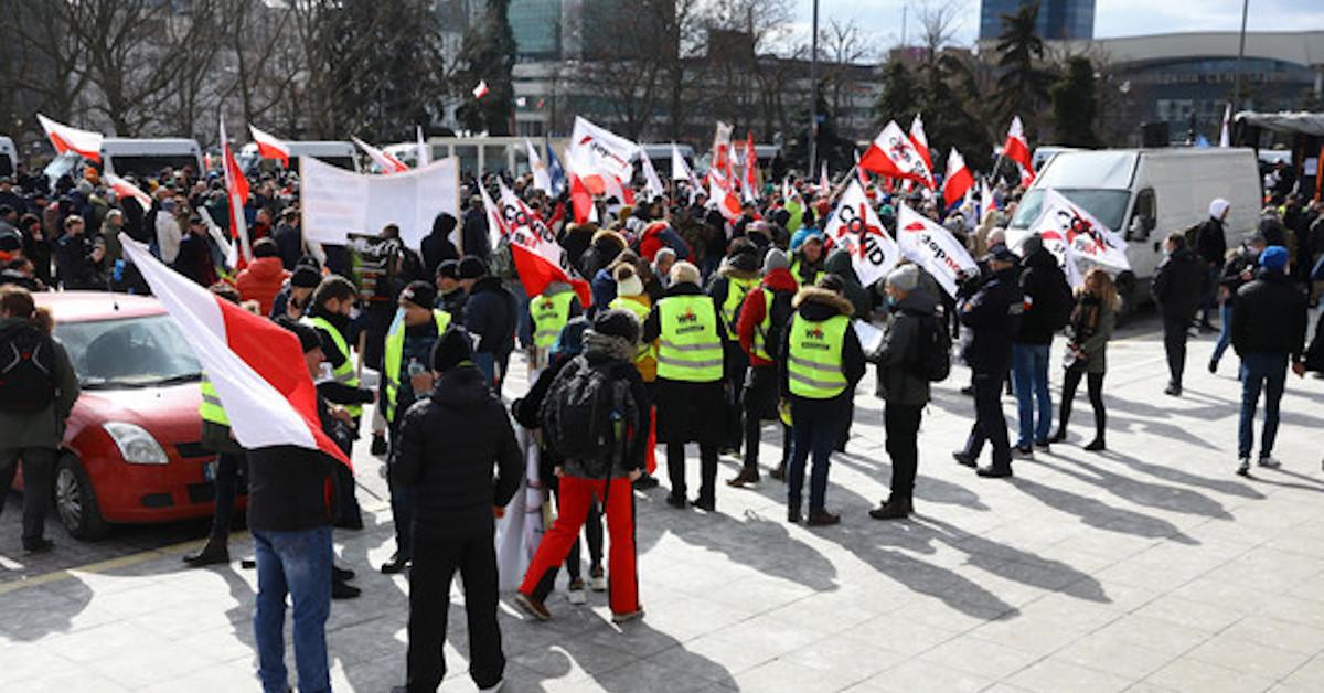 Marsz Wolności w Warszawie 3