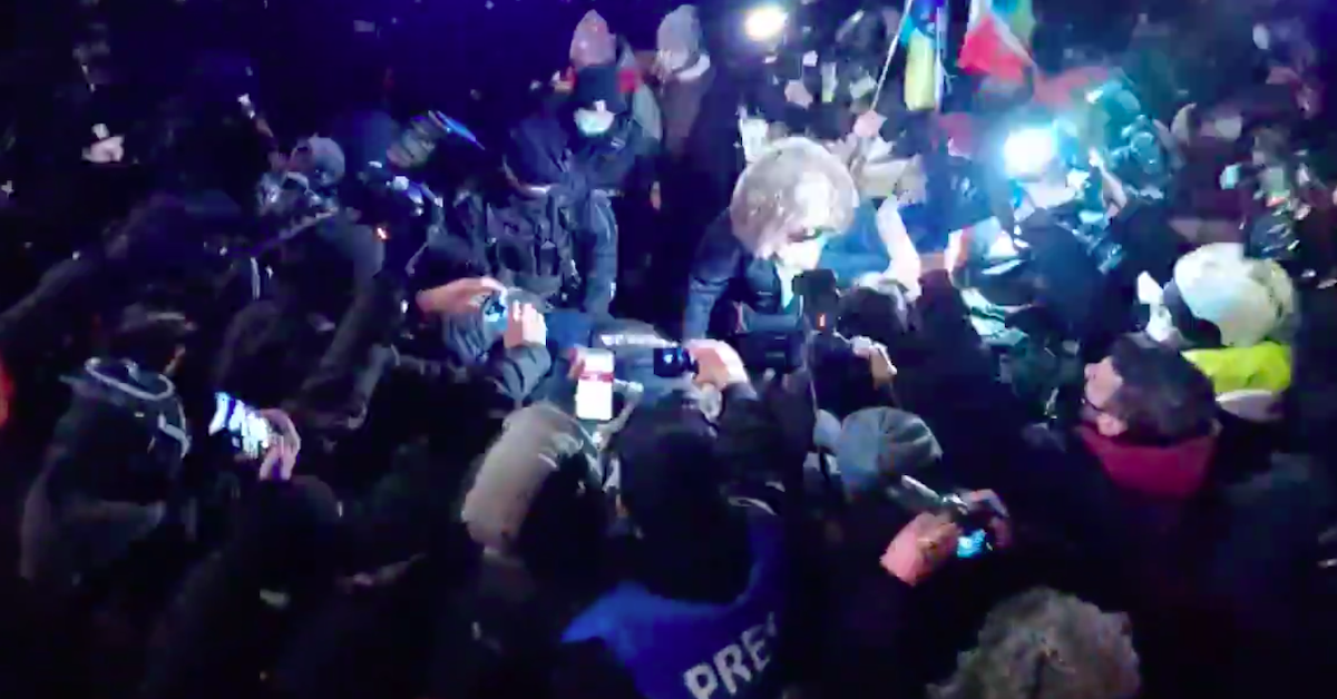 Strajk Kobiet opublikował nagranie