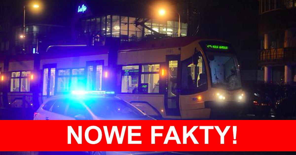 Zwłoki w warszawskim tramwaju