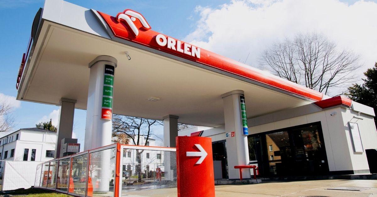 Ile zarabia się na stacji Orlen