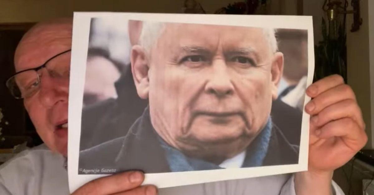 Jackowski o planach Jarosława Kaczyńskiego