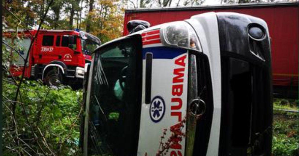 kierowca karetki zabił pacjentkę