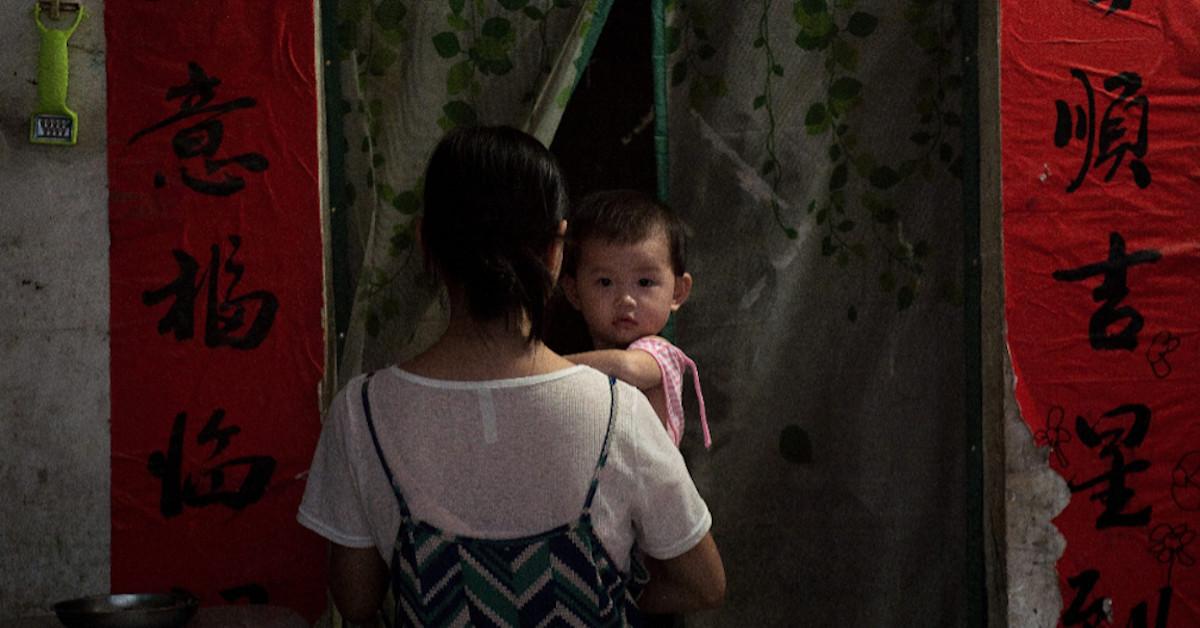 macierzyństwo w Chinach 4