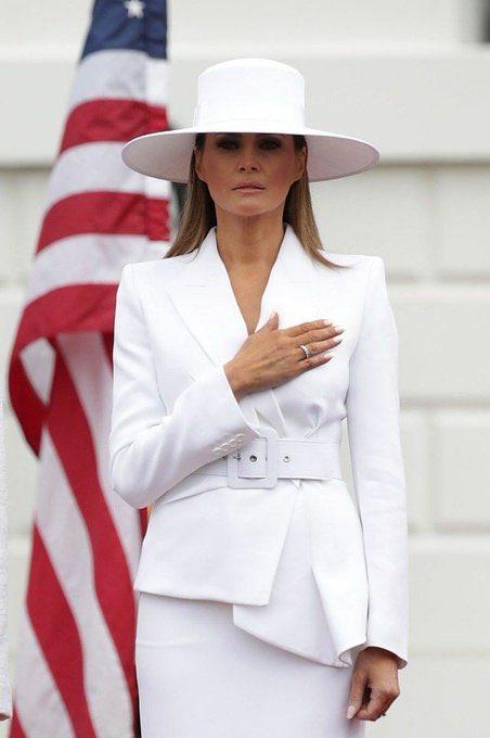nagie zdjęcia Melanii Trump 2