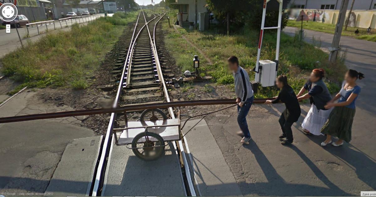 najdziwniejsze zdjęcia z Google Street View 31
