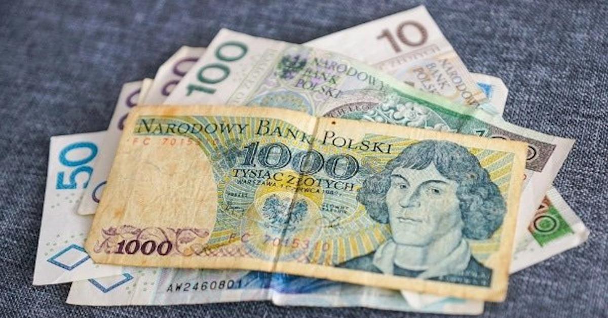 nowy banknot z wizerunkiem kobiety