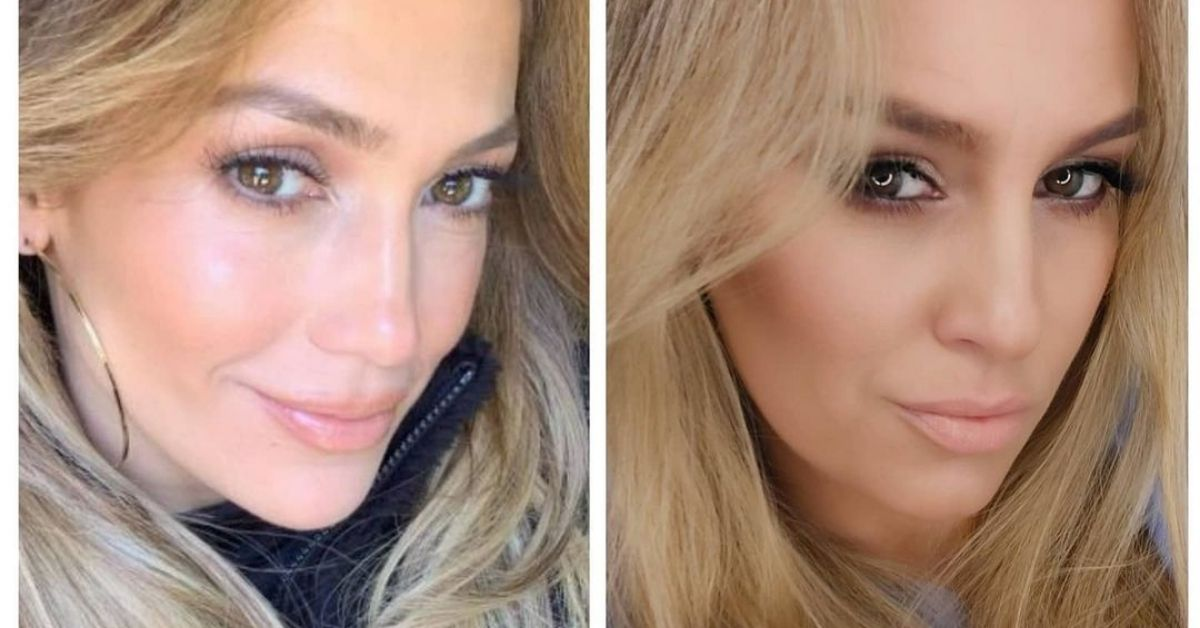 Polska sobowtórka Jennifer Lopez
