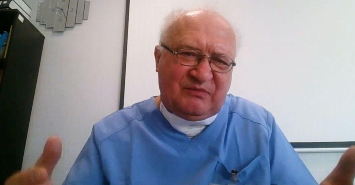 Prof. Simon pochował córkę